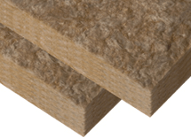 Rock Mineral Wool - Suspended Ceilings - NaturBoard FIT