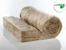 Glass Mineral Wool - Loft Floor Insulation - NatuRoll Plus
